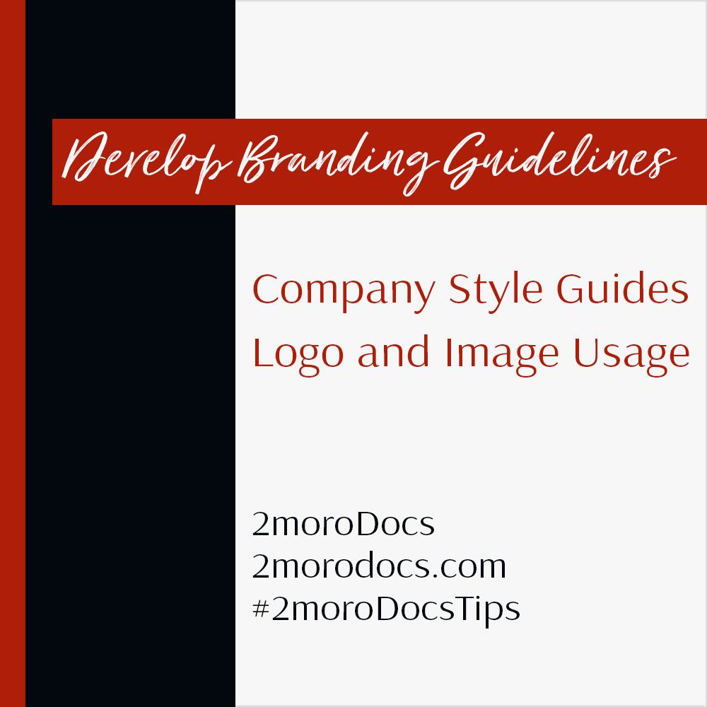 2moroDocs Tips Branding Guidelines