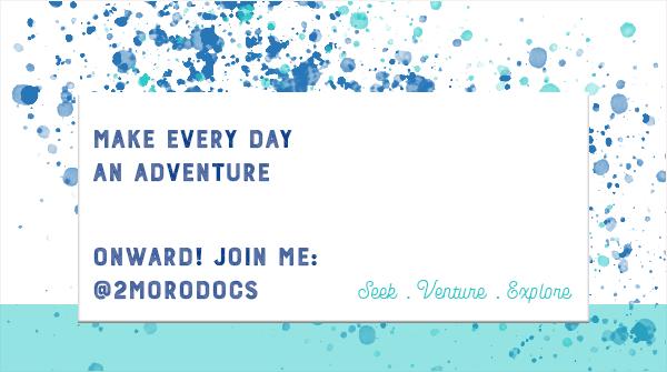 Everyday adventure - 2moroDocs